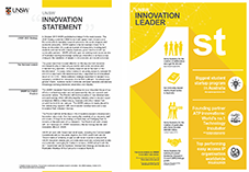 innovation creation and achievment of strategic Like the creation of any good strategy, the process of developing an innovation strategy should start with a clear understanding and articulation of specific objectives related to helping the.