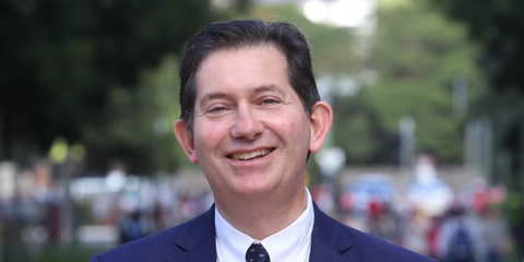 Professor Ian Jacobs, President and Vice-Chancellor, UNSW Australia